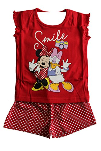 Pyjama Souris Disney Minnie Mouse
