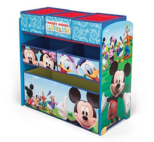 Disney - Meubles de rangement pour jouets