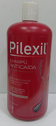 LACER PILEXIL Shampooing Anti-Chute de cheveux 900 ml