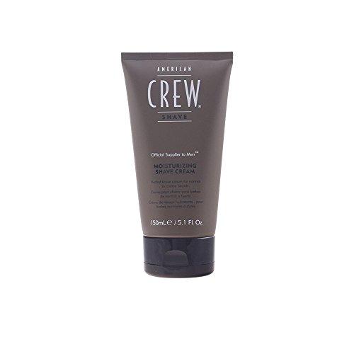 American Crew - Crème à raser hydratante - Crème à raser pour barbes normales à fortes - 150 ml
