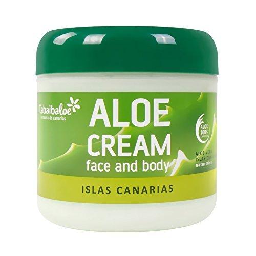 Tabaiba Crème pour le visage et le corps Aloe Vera