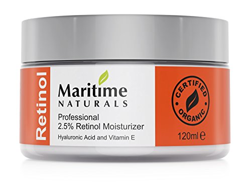 Maritime Naturals Hydratant au rétinol de Maritime Naturals