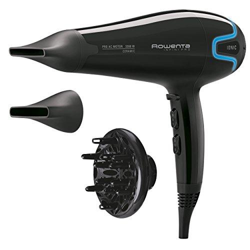 Rowenta Infini Pro Beauty CV8730E0 - Sécheur avec moteur AC professionnel de....