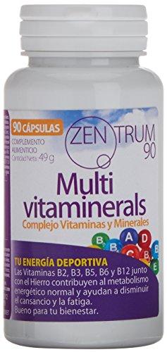 Complexe vitaminé aux minéraux