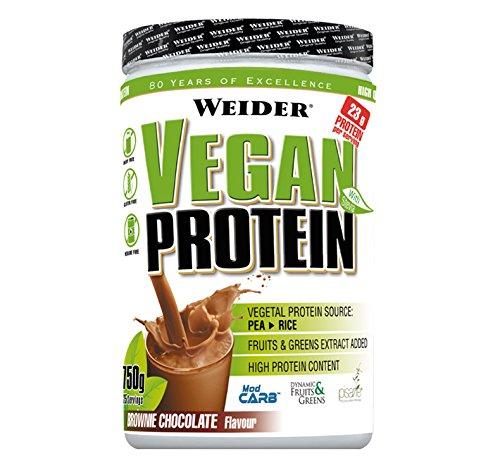 Weider Saveur Protéine Végétale Végétale