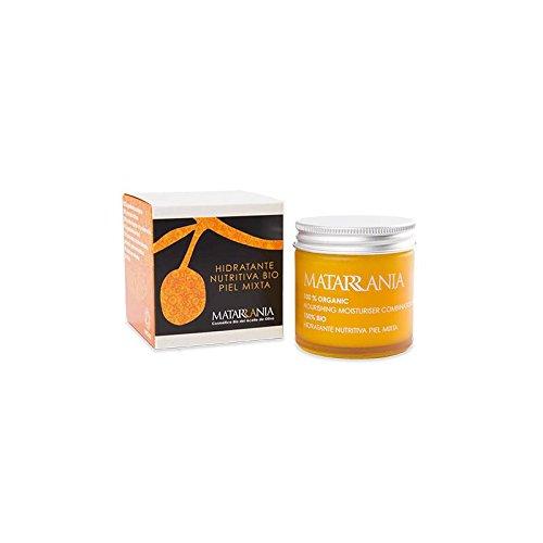 Crème hydratante nourrissante pour peaux mixtes bio Matarrania