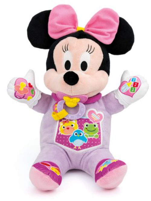 Baby Disney - Ma première poupée Minnie (Clementoni 65547)