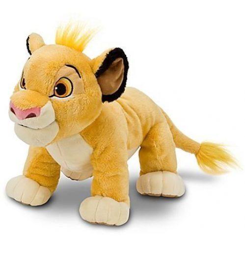 7 Pouces Simba Peluche - Roi Lion Peluche