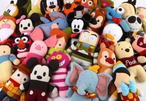 les meilleurs animaux en peluche Disney bon marché