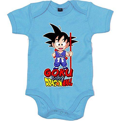 Bébé corps bébé Dragon Ball bébé Goku