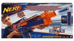 Meilleurs pistolets Nerf bon marché