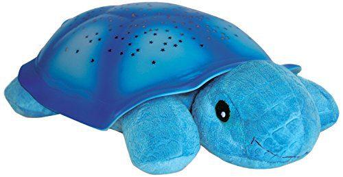 Cloub.b Twilight Turtle - Veilleuse avec projecteur en étoile