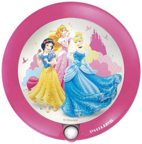 Philips Disney Princesses - Veilleuse avec capteur