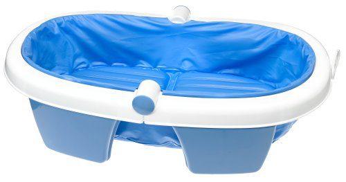Baignoire pliante d'été pour bébé