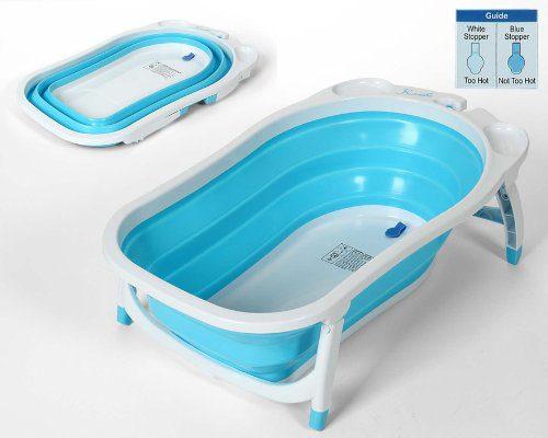 Baignoire pliante pour bébé