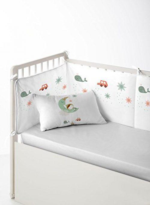 DREAMLAND Protecteur de lit d'enfant