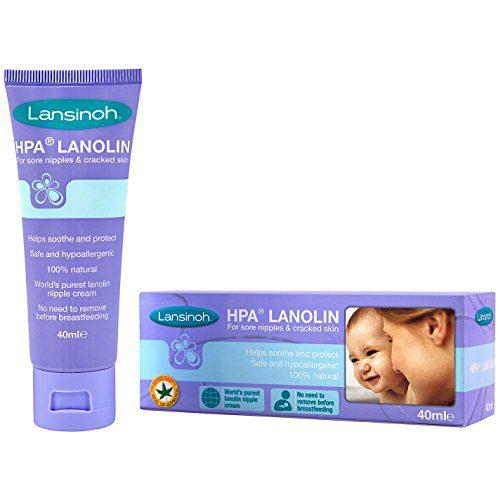 Lansinoh - Lanoline HPA - Crème pour mamelons