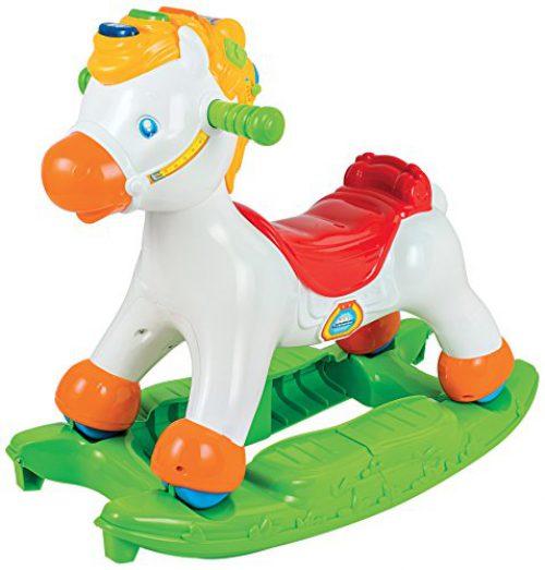 Bébé Clémentoni - Tito le cheval
