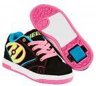 Chaussures Heelys Propel 2.0 Black Neon Multi Chaussures Avec Roues Chaussures Patins Noir et Blanc