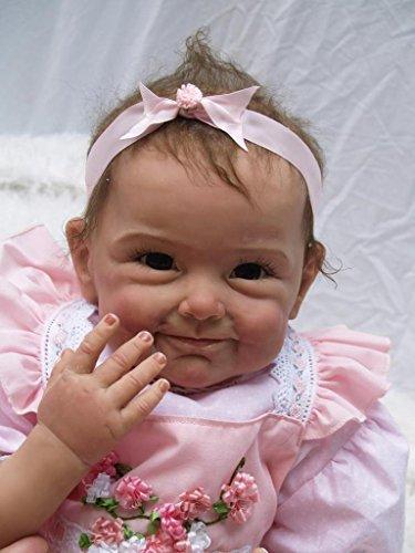 Nicery bébé renaît silicone A3ES