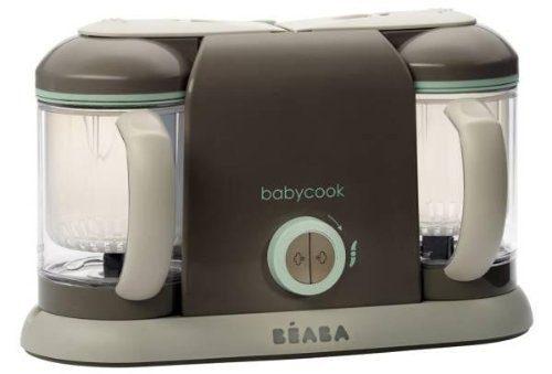 Béaba Babycook Duo - Robot de cuisine, bleu pastel