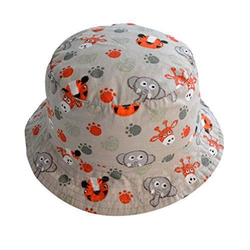 Happy Cherry Sun Hat Type de pêcheur