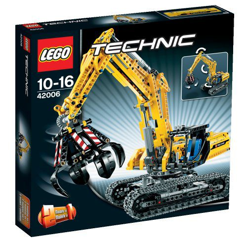 LEGO Technic - Pelle mécanique