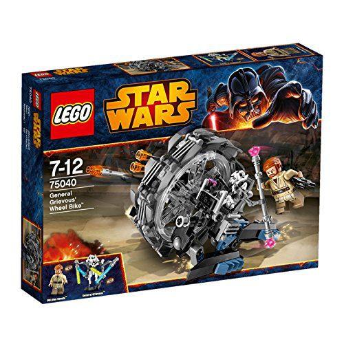 LEGO Star Wars - Vélo de roue du général Grievous