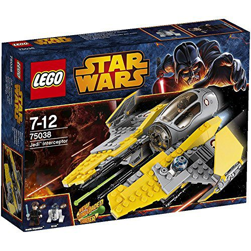 LEGO Star Wars - Intercepteur Jedi