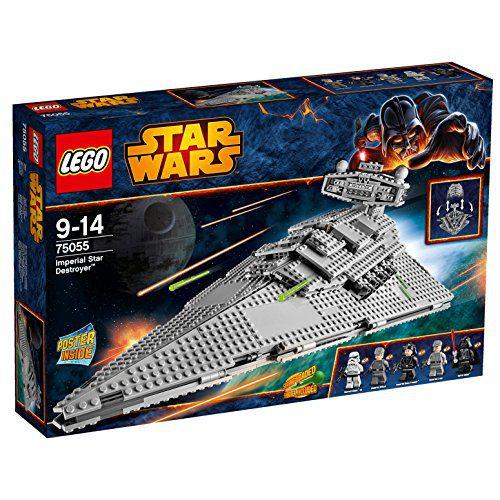 LEGO Star Wars - Destructeur d'étoiles impérial