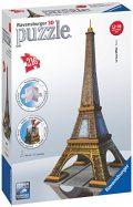 Ravensburger - Puzzle 3D Tour Eiffel