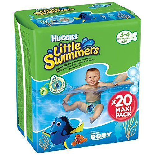 Huggies Little Swimmers Maillots de bain jetables