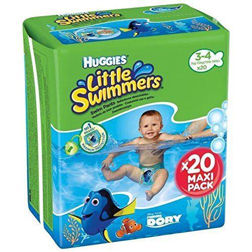 Huggies Little Swimmers Maillots de bain jetables