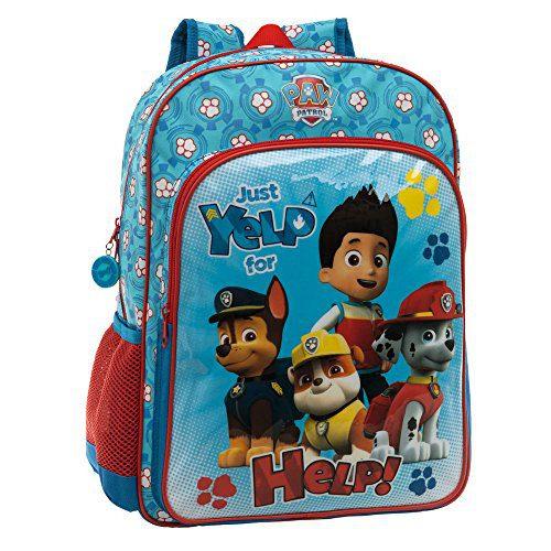 Patte de patrouille 4462351 Sac à dos pour enfants