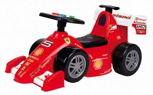 Célèbre FEBER 800004888 - Ferrari Correpasillos Formule 1