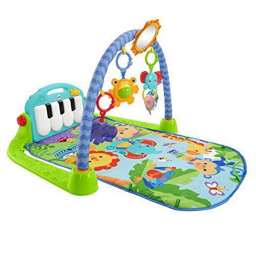 Fisher-Price - Coups de pied de piano de gymnase (Mattel BMH49)