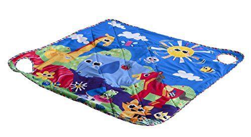 Lamaze - Couverture d'activités pour porte-jouets (TOMY 30697156)