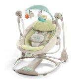 les meilleures balançoires portatives pour bébé