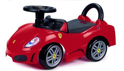 Feber - Ferrari F430, Ferrari F430, noir et rouge coureurs de voitures