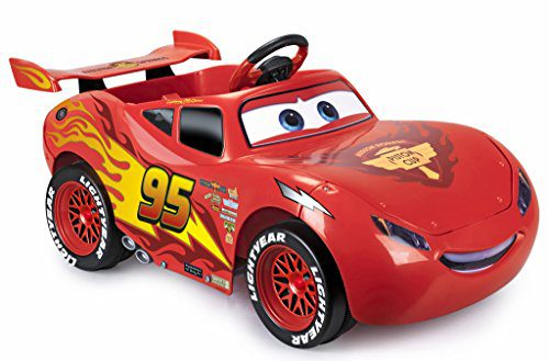 Feber-Famosa - voitures - ray mcqueen 3