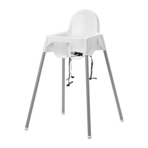 IKEA ANTILOP - Chaise haute avec ceinture de sécurité
