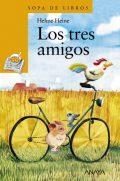 Les trois amis (littérature jeunesse (6-11 ans) - Soupe de livres)
