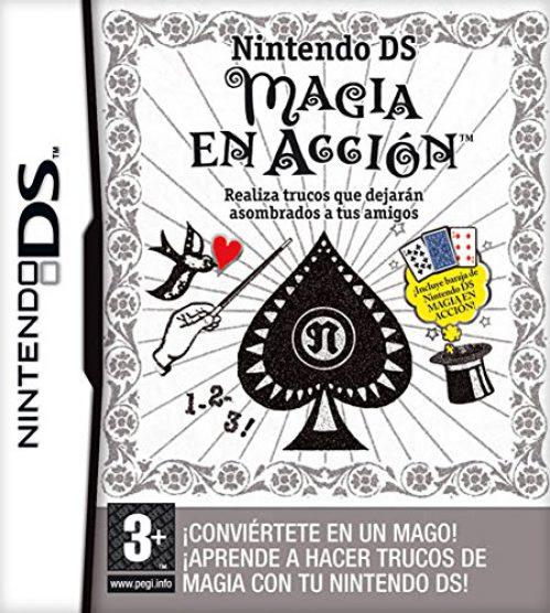 Nintendo Magic in Action, NDS - Jeu (NDS, Nintendo DS, éducatif, Nintendo, E (pour tous))