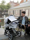 Parasol Dooky d'origine pour chariot et siège auto