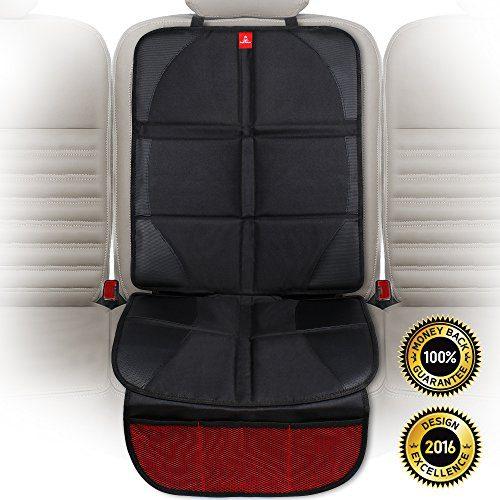 ROYAL RASCALS - Protecteur pour le siège auto - Protégez le rembourrage avec une housse rembourrée - Isofix -....