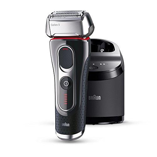 Braun Series 5 5090cc - Rasoir électrique avec station de nettoyage et de charge