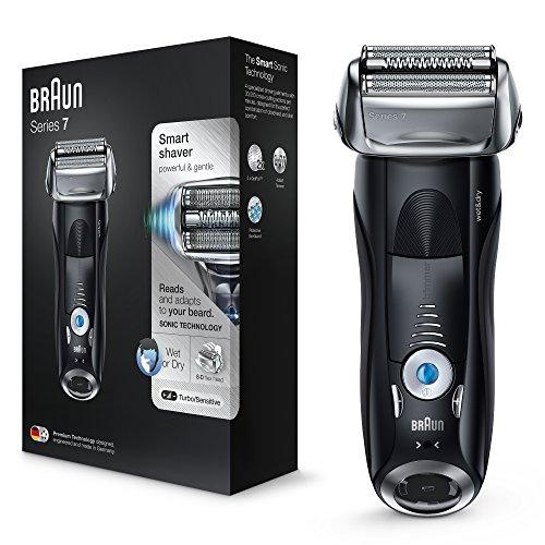 Braun Series 7 7840s - Rasoir électrique à lames pour hommes, dans un...
