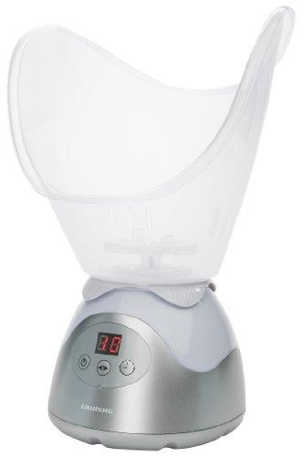 Grundig FS 4820 Silver, Couleur blanc - Sauna facial