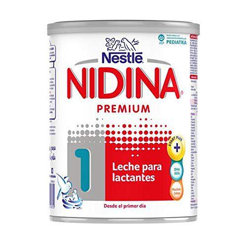 NESTLÉ NIDINA 1 - Dès le premier jour - Lait en poudre - Lait maternisé - Lait maternisé - 800g