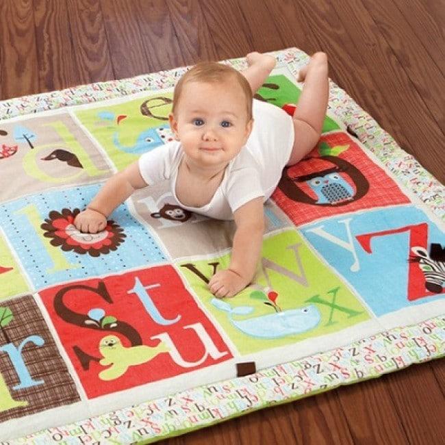 Meilleur tapis pour bébé pas cher